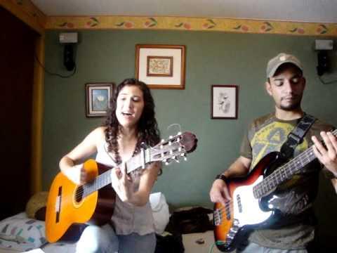 Cover Beso de Desayuno, Calle 13 (concurso Gibson)