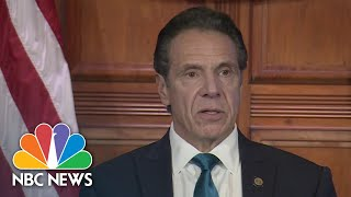 Cuomo: New York Will Receive Covid Vaccine Doses For 170,000 People On Dec. 15 | NBC News NOW