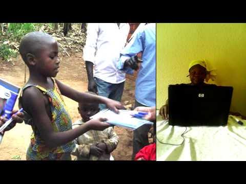 Bahati speaks about COFAPRI's work in DR Congo
