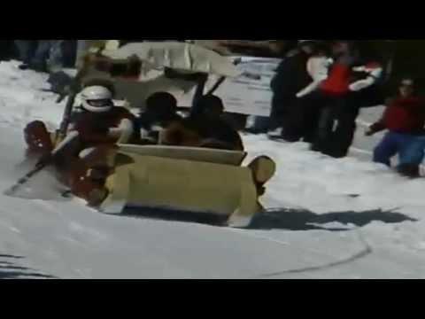 Crazy bob corse pazze sulla neve forni di sopra 2014