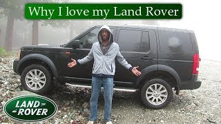 LEARN The Reasons You Should LOVE A LAND ROVER: Off-Road Ability, Roomy, Distinctive Looks And More