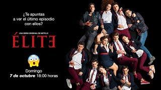 ¿Cómo reaccionarán los protagonistas de Élite al ver el último episodio?   Élite Netflix