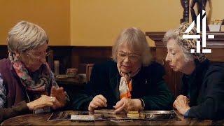 OVO JE KLIP GODINE: Ove bakice zajedno imaju 233 godine i prvi put PROBAJU KANABIS (VIDEO)