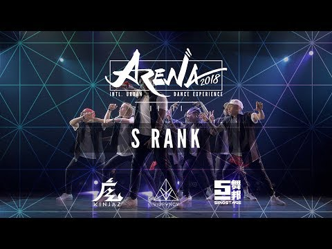 S Rank | Arena LA 2018 [@VIBRVNCY Front Row 4K]