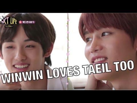 WINWIN LOVES TAEIL TOO