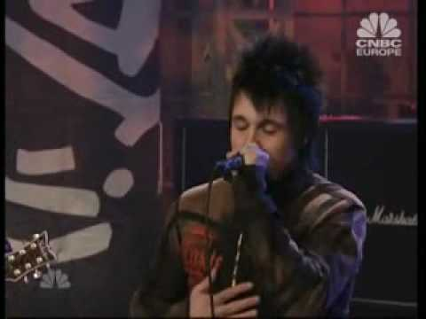 Papa Roach Forever live @ Jay Leno's show 29dec. 2006