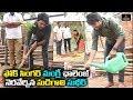 Sudigali Sudheer accepts folk singer Mangli Green India Challenge, nominated...