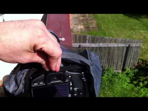 Dslr Camera Rain Cover Home Made Rain Cover For Dslr