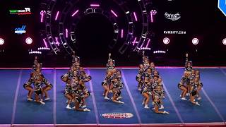 Cheer Athletics Panthers NCA 2018 Day 1