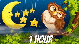 Soft Bedtime Music for Babies 1 hour