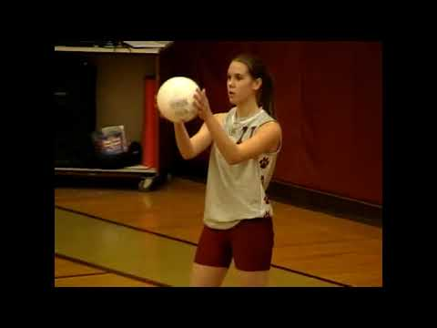 NCCS - AuSable Valley JV Volleyball 2-6-06