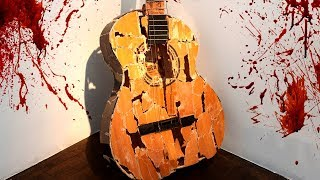 Open Chords = Zombie Chords? How to Ruin Your Guitar Covers