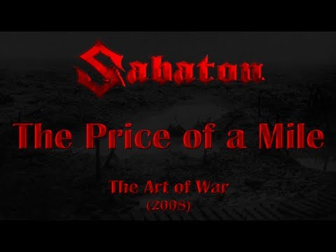 The Price Of A Mile