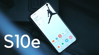 Galaxy S10e Review: The Samsung pocket rocket