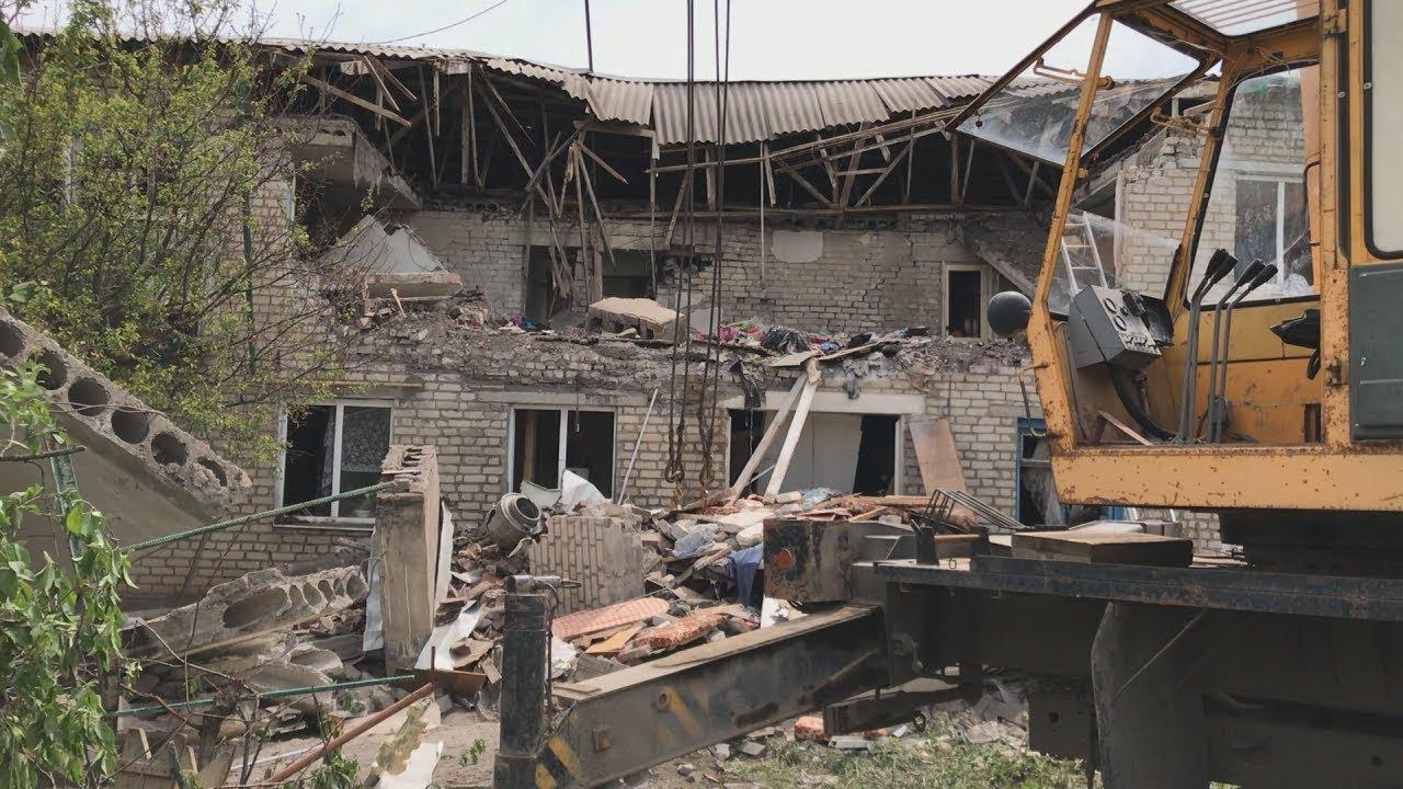 Взрыв в Ростовской области: двое погибших