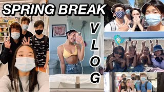 SPRING BREAK week in my life | Nicole Laeno