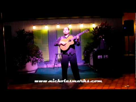 Nicholas Marks... The special video of Guajira Guantanamera...