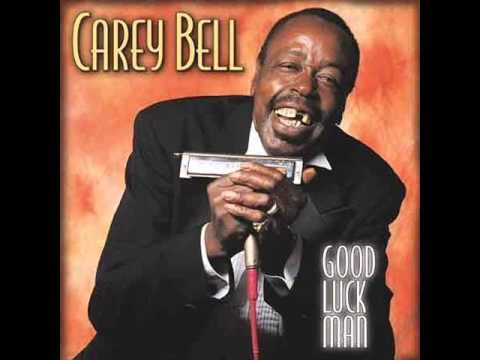 Carey Bell - Hard working woman