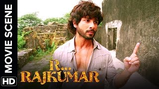 The ruthless boy Shahid   R...Rajkumar   Movie Scene