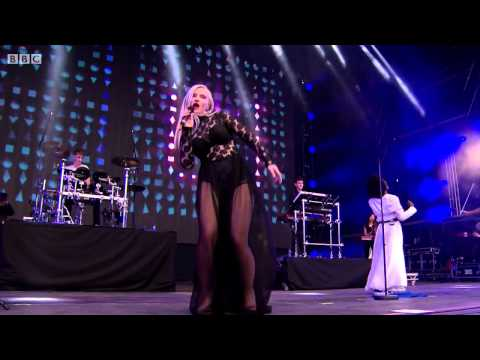 Clean Bandit. Live at BBC Radio 1s Big Weekend, Norwich 2015