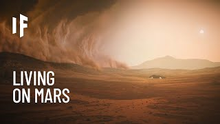 What If We All Lived on Mars?