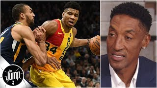 Scottie Pippen used to think NBA was wasting its time investing overseas | The Jump