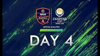 FIFA Online 4 : EACC Spring 2019 Day 4
