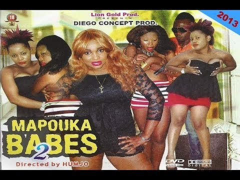 Mapouka Babes 2 (Naked Wire 4)