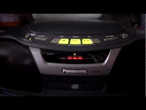 Panasonic RX-ED90 cobra top