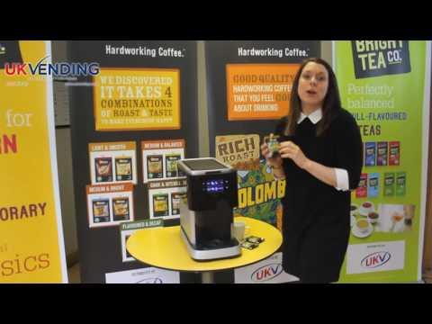 Flavia Coffee with the Flavia Creation 500 from UK Vending