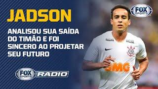 SAÍDA DO CORINTHIANS, SELEÇÃO E FLAMENGO: Entrevista completa com Jadson no 'FOX Sports Rádio'
