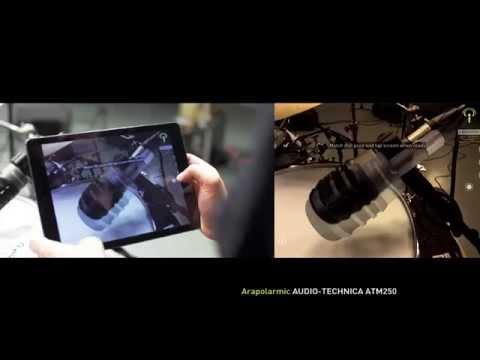 Arapolarmic Tutorial 4. Matching de micrófonos.