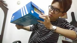 Review giày Adidas NMD Replica fullbox