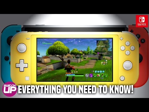 Nintendo Switch LITE: Everything YOU NEED to know!