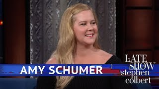 Amy Schumer On People Who 'Don't Do Carbs'