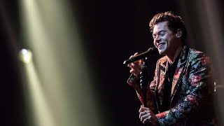 Harry Styles ♪  - The Chain: Fleetwood Mac Cover (at the BBC)