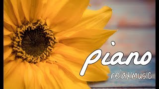 4 MINUTES Beautiful Relaxing Piano Music with Spring Nature Footage