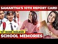 Wow: Samantha got 100 marks in Maths in SSLC, memo goes viral