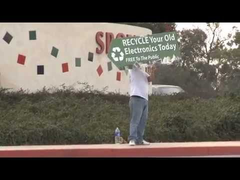 All Green Event Part 1: Finding Your E-Waste Collection Event