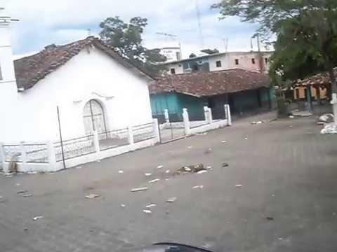 Un paseo por las calles de Magdalena, Intibuca'