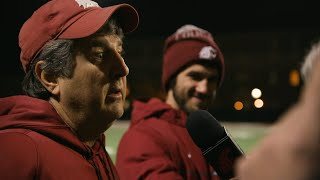 'The Drive' preview: Mike Leach expounds on candy corn, WSU hosts trick-or-treaters