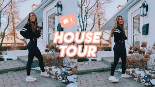 empty house tour !! (+ why i'm moving)