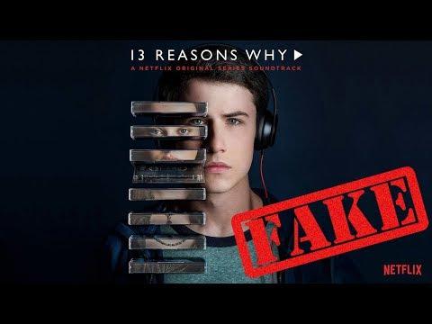 LES FAUX RACCORDS ET INCOHERENCES DE 13 REASONS WHY !