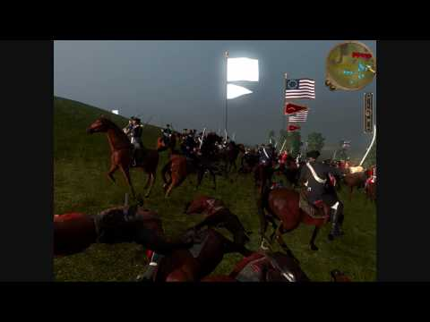 Empire Total War Online Battle #90: USA vs Britain