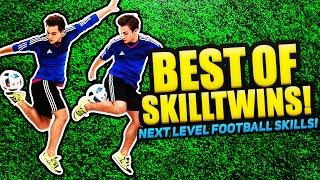 BEST OF SKILLTWINS (Futsal/Freestyle/Panna/Trickshot/Tricks) ★ NEXT LEVEL FOOTBALL/SOCCER SKILLS! ★