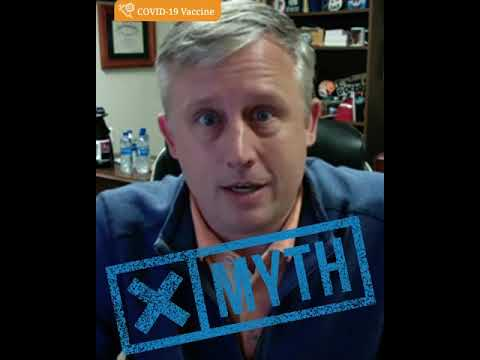 MYTH: Vaccines Will Alter My DNA
