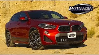 2018 BMW X2 FIRST DRIVE REVIEW