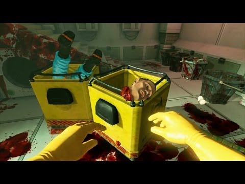 VISCERA CLEANUP DETAIL: JUEGO DIVERTIDO SIN SENTIDO - Smashpipe Games