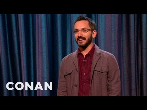 Myq Kaplan Stand-Up 06/03/13 - YouTube