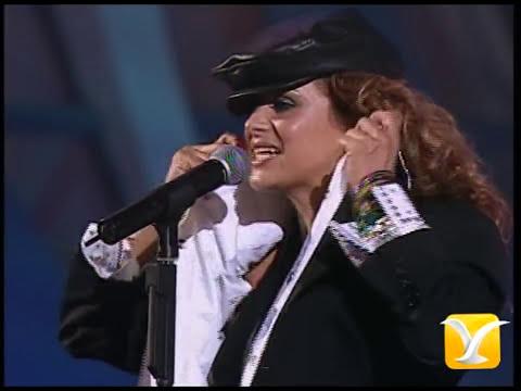 Paulina Rubio, Yo no soy esa mujer, Festival de Viña 2005